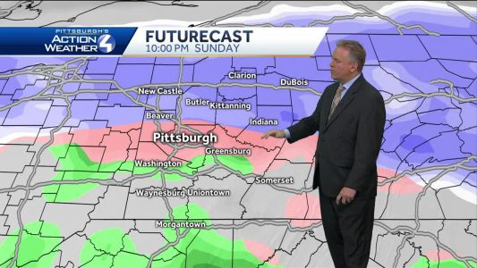 Forecast: Chilly start to weekend, ending with wintry mix