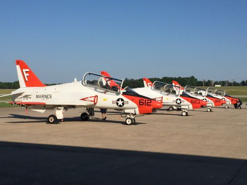 Why are so many jets flying around the Upstate?