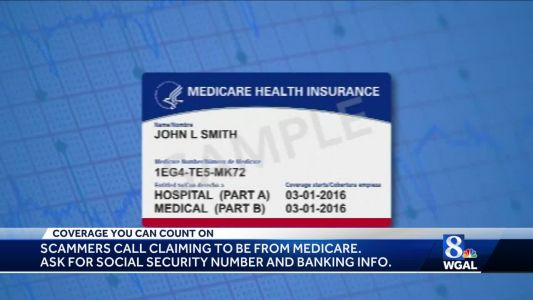 Scammers calling for personal information of Medicare users