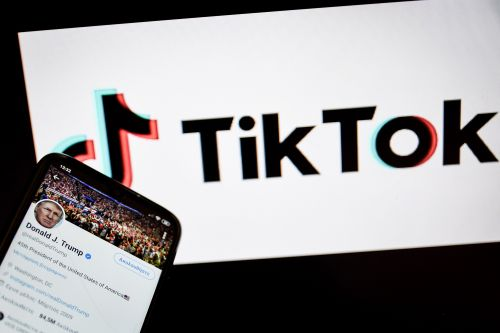 TikTok will be 'out of business' if it doesn't sell by next month, Trump says