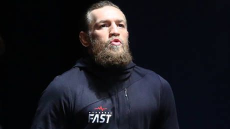 'It's old news': Conor McGregor distances himself from Irish lawsuit allegations at presser for UFC 257 fight with Dustin Poirier