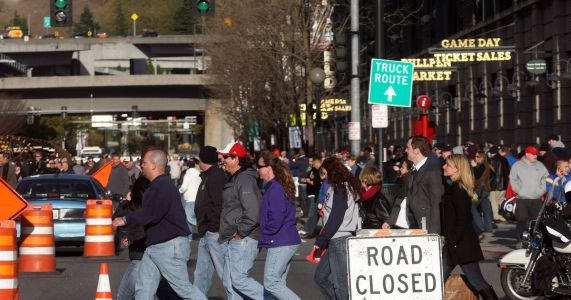 Rant & Rave: Avoid game-day traffic with planning