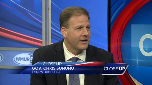 CloseUP: Gov. Chris Sununu on taking on challenger Molly Kelly