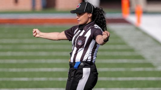 Meet Maia Chaka, the NFL's first Black female official for 2021 season