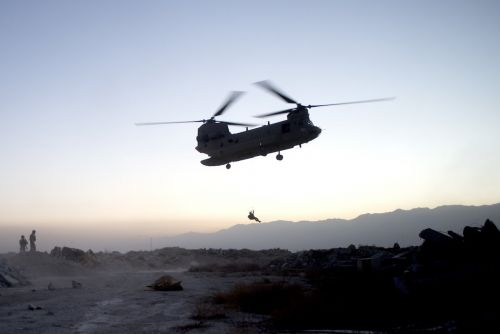Here's how the US Air Force's elite PJ special operators rescue troops in the mountains of Afghanistan