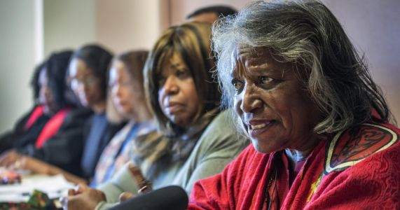 Women accuse leaders of Seattle's Mount Zion church of bullying