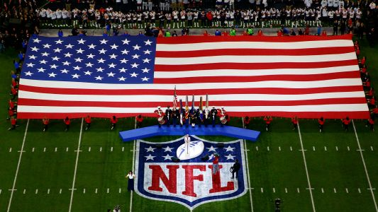 Reactions to NFL national anthem policy requiring players on field to stand