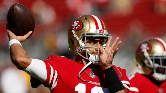 Jimmy Garoppolo injury update: 49ers fear QB suffered torn ACL