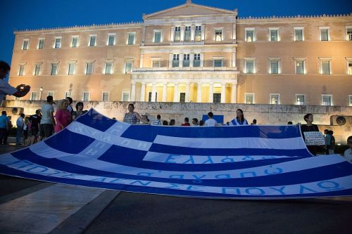 What a Radical Greek Economist Hopes to Gain in the EU Election