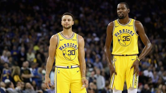 Warriors rely on Stephen Curry to defuse team drama