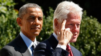Podesta emails: Bill Clinton & Obama worked to influence EU's Greece austerity deal