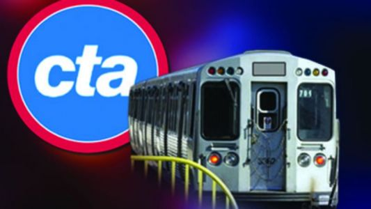 25 people evacuated from CTA Blue Line after rail switching error