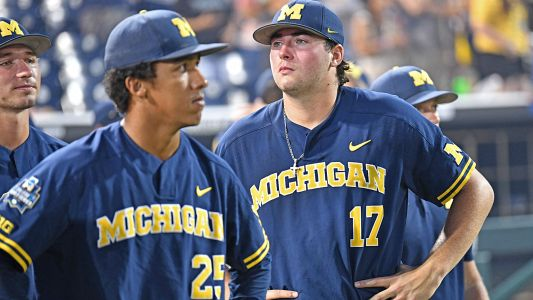 College World Series 2019: Michigan run should motivate Big Ten to become baseball power