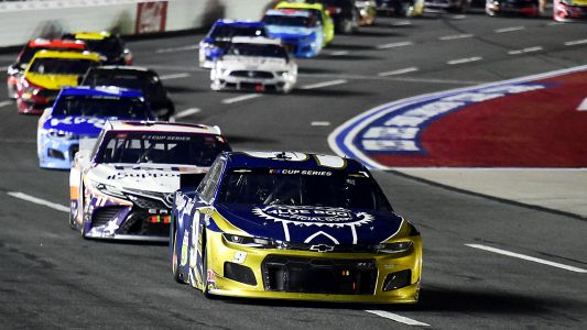 Who won the NASCAR race yesterday? Full results for Thursday's Alsco Uniforms 500 at Charlotte
