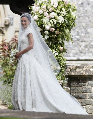 PHOTOS: Pippa Middleton weds James Matthews in rural church