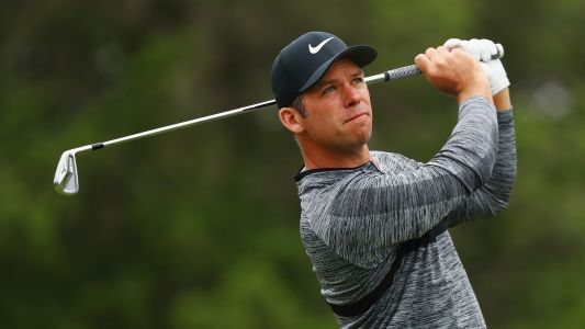 Travelers Championship: Paul Casey leads by 4 strokes after career-low 8-under 62