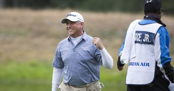 Defending champ will watch out for 'Mr. Go Low' at this week's Boeing Classic at Snoqualmie Ridge