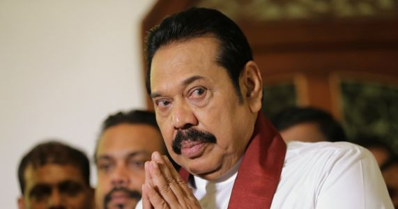 Sri Lankan lawmakers question Rajapaksa's parliamentary seat
