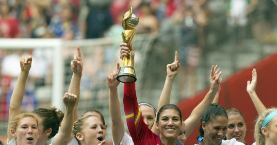 Hope Solo: Moving on after both success and controversy