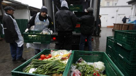 German grannies first: Backlash after food charity temporarily bans foreigners