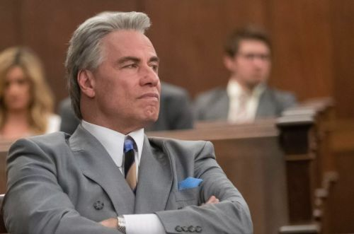 The official Twitter account of John Travolta's 'Gotti' movie lashed out at critics after its 0% score on Rotten Tomatoes