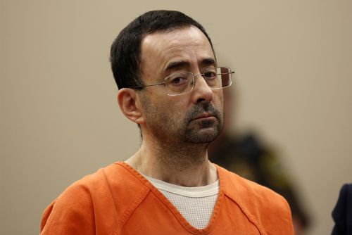 DOJ probing FBI's handling of sex abuse allegations against Larry Nassar
