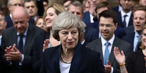 The Conservatives will have a Christmas party while their MPs decide whether to get rid of UK Prime Minister Theresa May