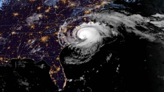 Hurricane Florence Is Making Landfall In N.C. As Category 1 Storm Grinds Ashore