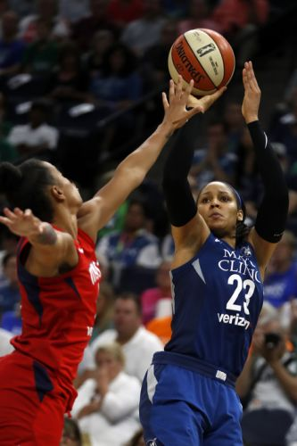 Status of Lynx star Maya Moore for '19 WNBA season uncertain