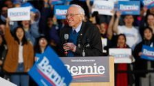 Bernie Sanders Drops Out Of Presidential Race, Ceding Nomination To Biden