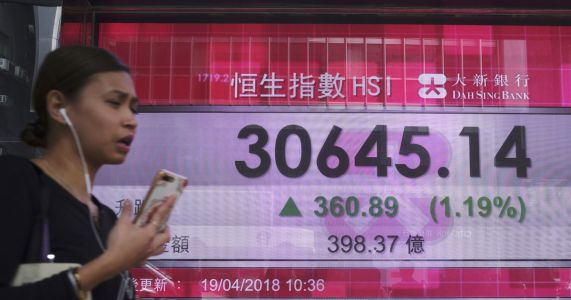 Asian shares, oil prices rise on upbeat global outlook