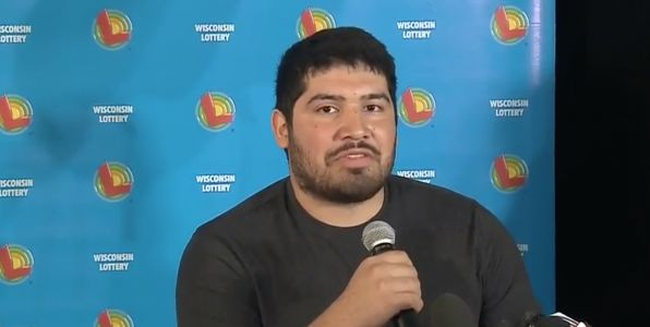 24-year-old Wisconsin man comes forward as $768M Powerball winner