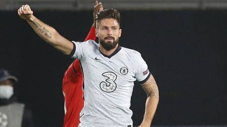 'Do NOT let this man leave!': Wantaway Giroud comes off bench to head Chelsea into Champions League knockout stages