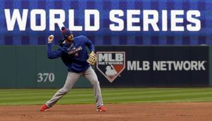 Next year here: Lovable losers Cubs, Indians meet in Series