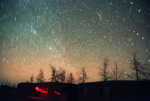 Where and when to watch the Leonid meteor shower this weekend