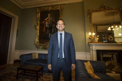 Leo Varadkar and the New Breed of Young Globalist Leaders