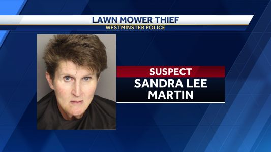 Woman buys lawn mower using dead woman's check, police say