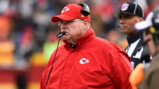 Kansas City radio host suspended indefinitely after Andy Reid comments
