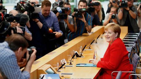 Brexit: Merkel says if solution is found on Irish border, backstop could be overwritten