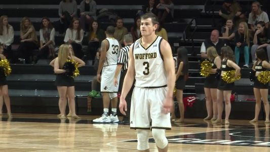 Jackson, Magee lead Wofford past Coastal Carolina 82-71