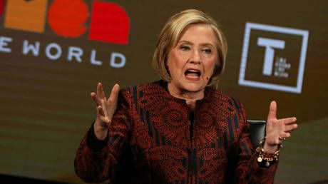 Hillary, revitalized by Mueller's 'obstruction' theories, hypes 'roadmap' to impeachment