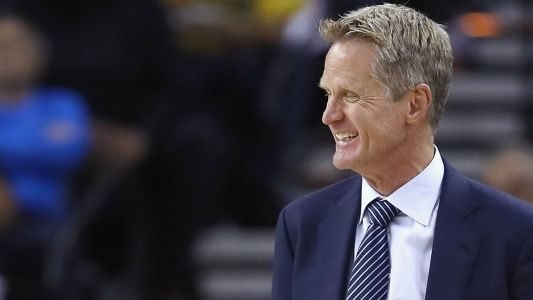 Steve Kerr: Celtics Are 'Team of the Future' in the East, Kyrie Irving 'Amazing'