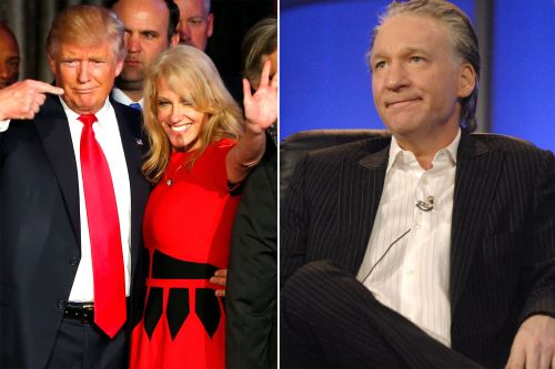 Kellyanne Conway loyally defends Trump's legacy against Bill Maher's jabs