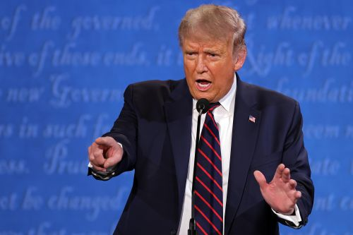 Trump slams potential rules changes for future Biden debates