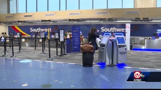 KCI Airport ready for holiday travelers