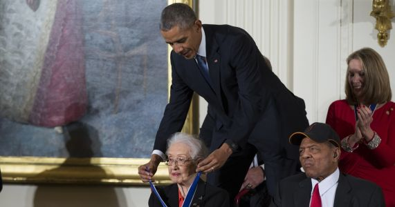 Pioneering black mathematician Katherine Johnson has died