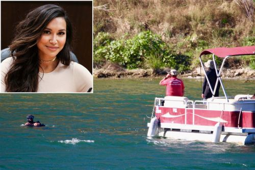 Strong winds could have been a factor in Naya Rivera's drowning: diver