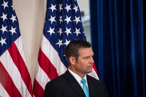 Kris Kobach ordered to attend legal classes for violating basic legal concepts