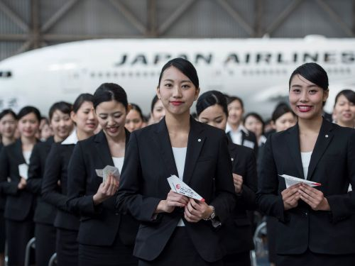 Japan Airlines will swap 'ladies and gentlemen' for gender-neutral terms on its in-flight announcements