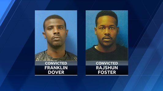 2 Upstate men found guilty of murder, solicitor says